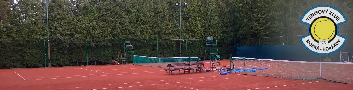 Tenis Mokrá-Horákov
